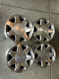 17 6 Lug Cadillac Escalade Wheels Rims Factory OEM Chevy GMC Denali
