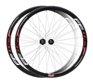 Fast Forward F4R   FCC Full Carbon Clincher Road Bike Wheels   Shimano