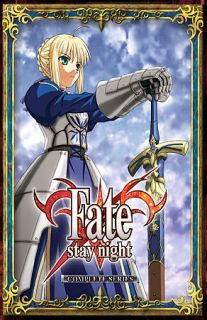 Fate Stay Night   Box Set DVD, 2008