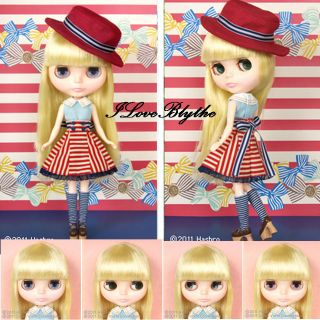 Shop Exclusive Takara Neo Blythe Doll Border Spirit ~ Fee