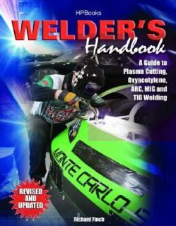 MIG and TIG Welding by Richard Finch 2007, Paperback, Revised