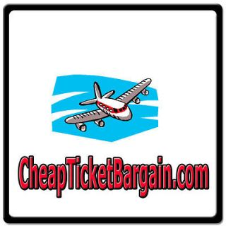 airline tickets in Specialty Services