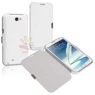 PU Leather Flip Case Magnetic Cover For Samsung Galaxy Note 2 II N7100