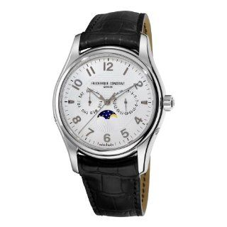 Frederique Constant Mens FC 360RM6B6 Runabout Automatic Silver Open