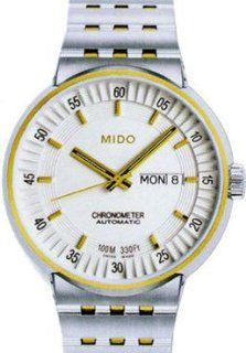 Mido Mens Watches All Dial Automatic Big Gent M8340.9.B1.1   3