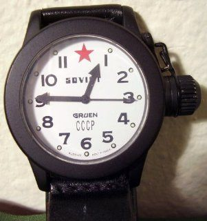 Soviet CCCP Watch Watches