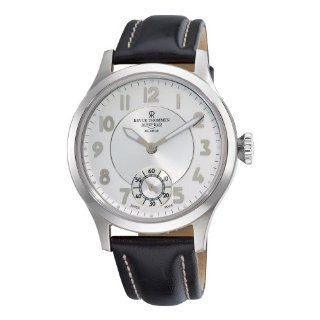 Revue Thommen Mens 16061.3532 Air speed Mens Silver Face Mechanical