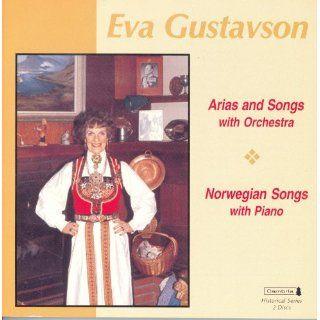 Vocal Recital Gustavson, Eva   Grieg, E. / Gluck, C.W. / Mahler, G