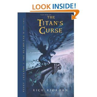 The Titans Curse (Percy Jackson and the Olympians, Book 3): Rick