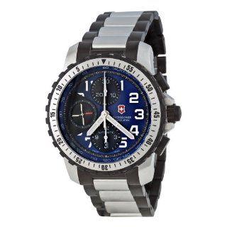Victorinox Swiss Army Mens 241194 Alpnach Automatic Chrono Watch