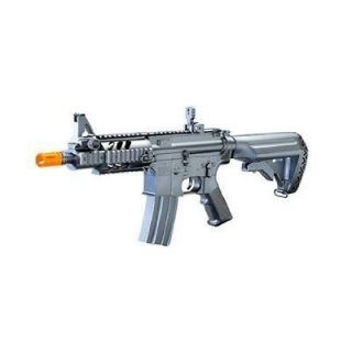 1X Double Eagle 300 FPS Electric Airsoft M16/M4 Style Red Dot Version