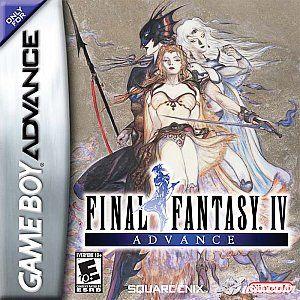 Final Fantasy IV Advance Nintendo Game Boy Advance, 2005