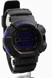 2011 Casio G Shock MUDMAN Alarm Watch G9000BP 1 NEW