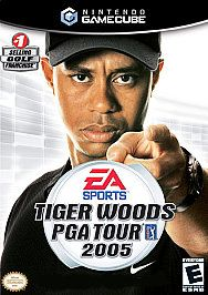 Tiger Woods PGA Tour 2005 (Nintendo Gam