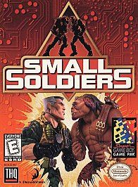 Small Soldiers Nintendo Game Boy, 1998