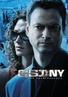 CSI New York   The Complete Fourth Season DVD, 2008, Multi disc set
