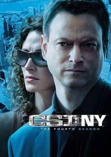CSI New York   The Complete Fourth Season DVD, 2008, Canadian