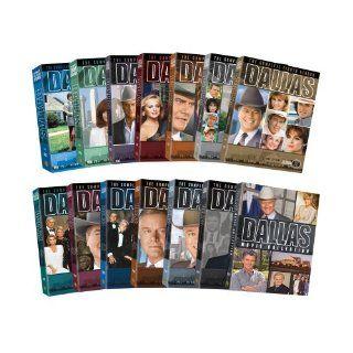 Dallas Complete Seasons 1 14 DVD Region 1 US Import NTSC