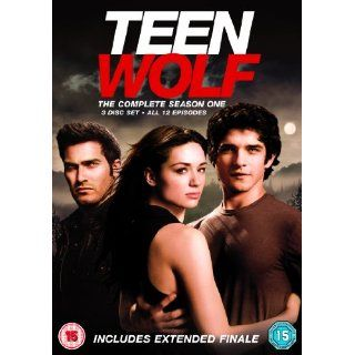 Teen Wolf   Season 1 [DVD] [NTSC] .co.uk Tyler Posey, Crystal
