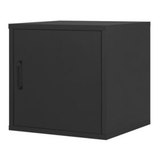 Cube with Door   Black product details page