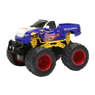 New Bright   124 Radio Control Monster Truck Ford Big Foot product