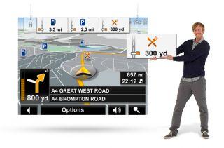 Navigon 2510 Explorer Navigatore GPS  Elettronica