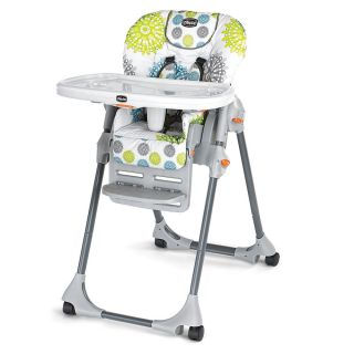 Chicco Polly High Chair   Zest