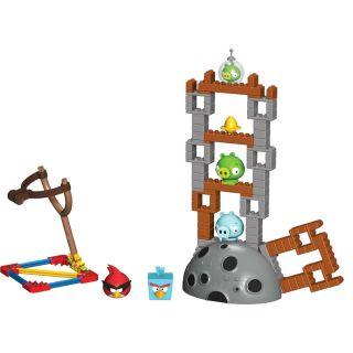 NEX Angry Birds Space Building Set   Ice Bird Breakdown