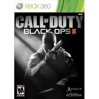 Call of Duty Black Ops II Xbox 360  Computer and Video