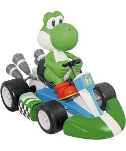 Buy Mario Kart Radio Controlled Car   Yoshi at Argos.co.uk   Your