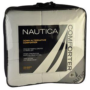 Down Alt Comforter Full/Queen White  Closes Nov 9, 2012 102000 PM