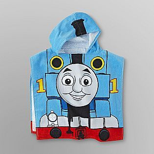 Thomas & Friends Hooded Bath Towel   Thomas the Tank Engine   Bed
