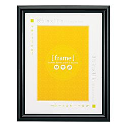 Office Depot Brand Document And Certificate Frame 8 12 x 11 Gloss