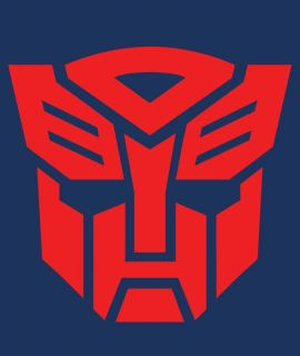 ThinkGeek :: Transformers Autobot Logo