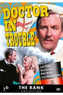 Doctor in Trouble DVD Cover Art