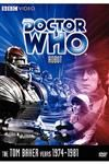 Other Ideas Doctor Who   Robot DVD (1974)