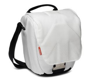 MANFROTTO MB SH 4SW Solo Iv DSLR Camera Bag   White Deals  Pcworld
