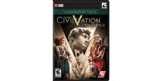 Buy Sid Meiers Civilization V Gods and Kings PC Game Expansion Pack