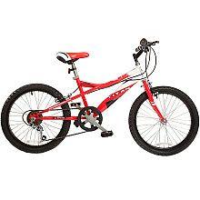 Titan Blaze Youth 6 Speed BMX Bike