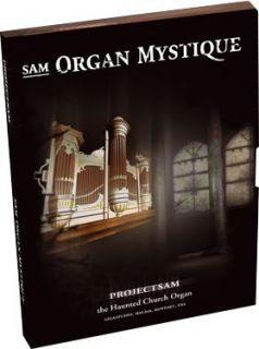 ProjectSAM Organ Mystique Haunted Church Organ Sound Library