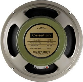 Celestion G12H Heritage Guitar Speaker 8 Ohms  Musicians Friend