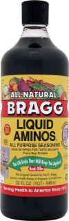 Bragg Liquid Aminos    32 fl oz   Vitacost