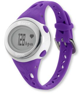 Gaiam Fitness Trainer 2.0 Strapless Heart Rate Monitor Sport Watches