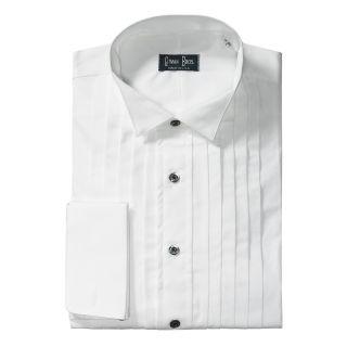 Gitman Brothers Wing Collar Formal Dress Shirt   Cotton, Long Sleeve
