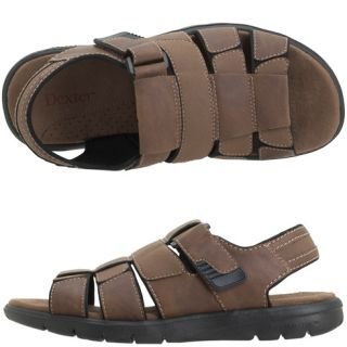 17d8ffacd184 Mens Dexter Mens Vista Open Toe Fisherman Sandal Payless Shoes on ...