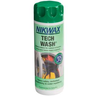 Nikwax Wash In Waterproofing Tech Wash   10 fl.oz.   Save 28%
