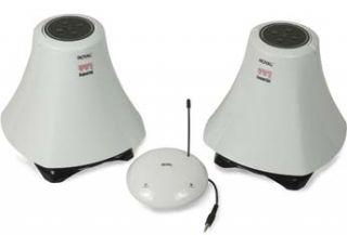 Royal 900MHz Weatherproof Wireless Speakers (Pair)  Speakers