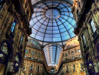 Arquitetura clássica Galeria Vittorio Emanuele IIRevista Mobly