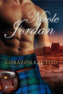 CORAZON CAUTIVO   NICOLE JORDAN. Resumen del libro y comentarios