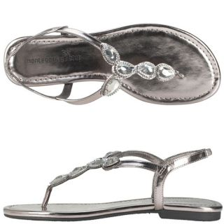 Womens   Montego Bay Club   Womens Movie Star Embellished Sandal